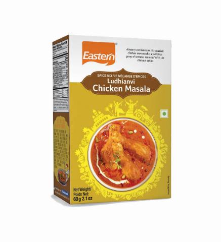 Eastern Ludhianvi Chicken Masala