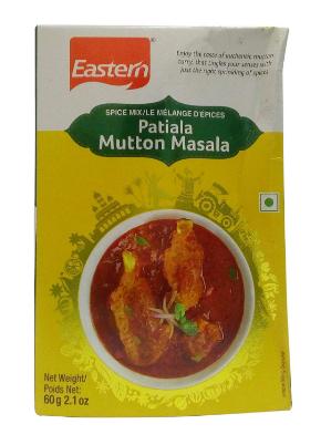 Eastern Patiala Mutton Masala