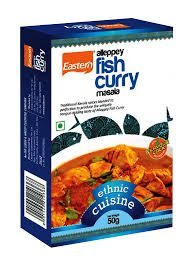 Eastern  Alleppey Fish Curry  Masala