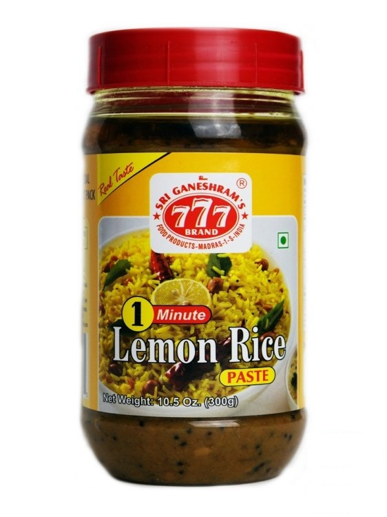 777 Lemon Rice Mix