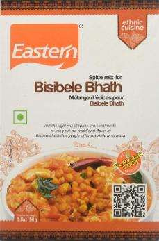 Eastern Bisibelebath  Masala