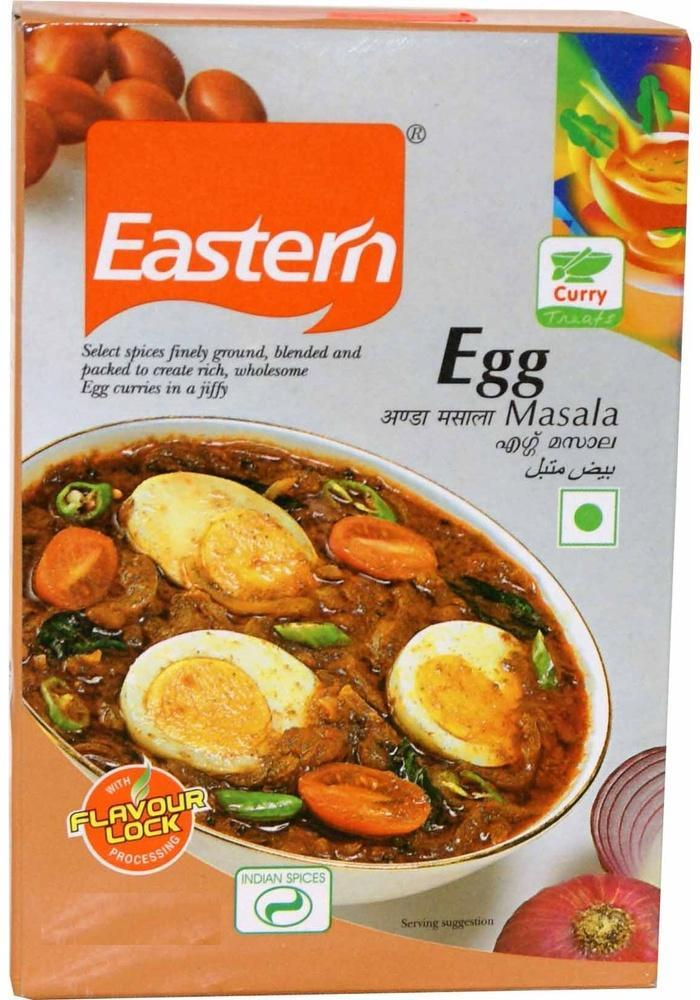 Eastern  Egg Masala