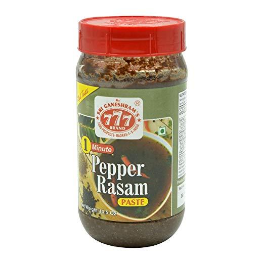 777 Milagu / Peeper Rasam Rice