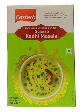 Eastern Gujarati  Kadhi Masala