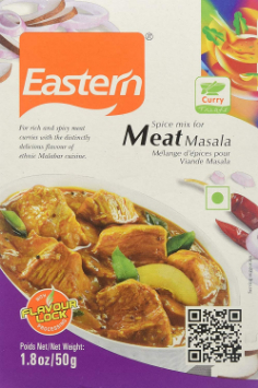 Eastern Meat Masala