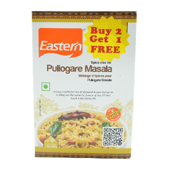 Eastern Puliogare Masala