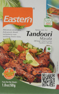 Eastern  Thandoori  Masala