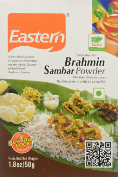 Eastern Brahmin Sambar  Powder