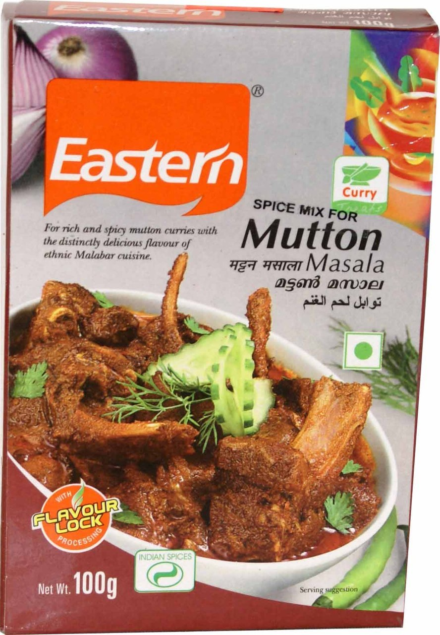 Eastern Mutton Masala