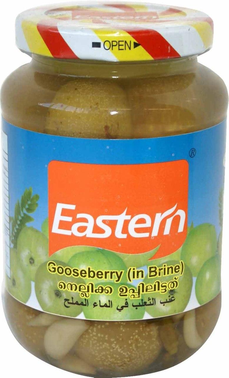 Eastern Gooseberry  In Brine