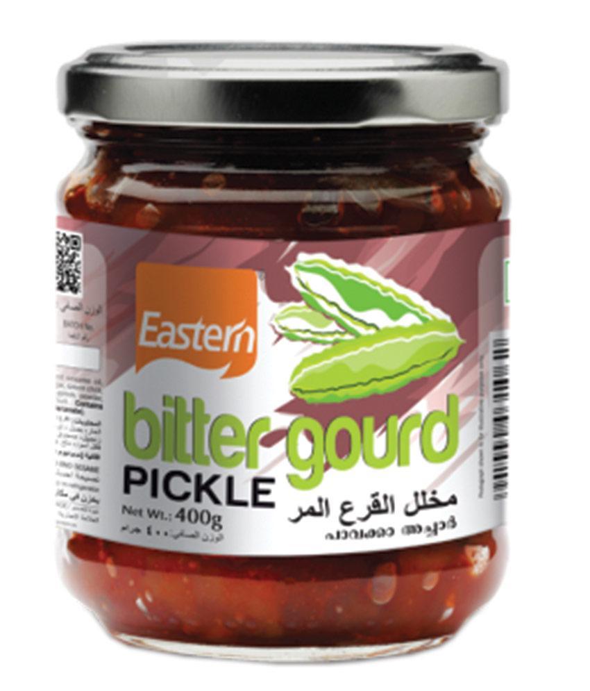 Eastern Bittergourd Pickle