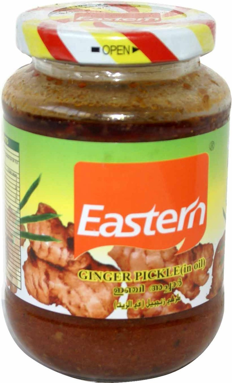 Eastern Ginger Pickle