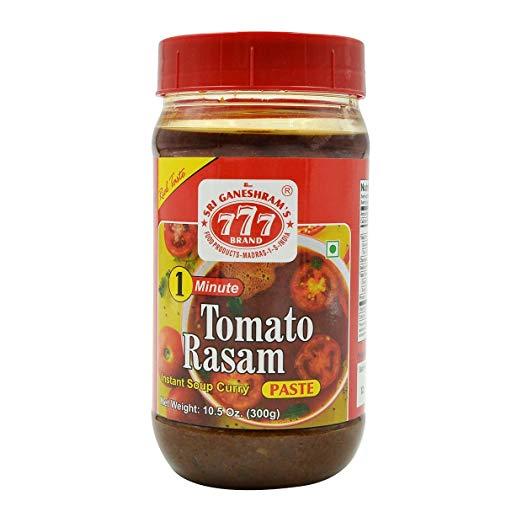 777 Thakkali Rasam / Tomato Rasam Rice