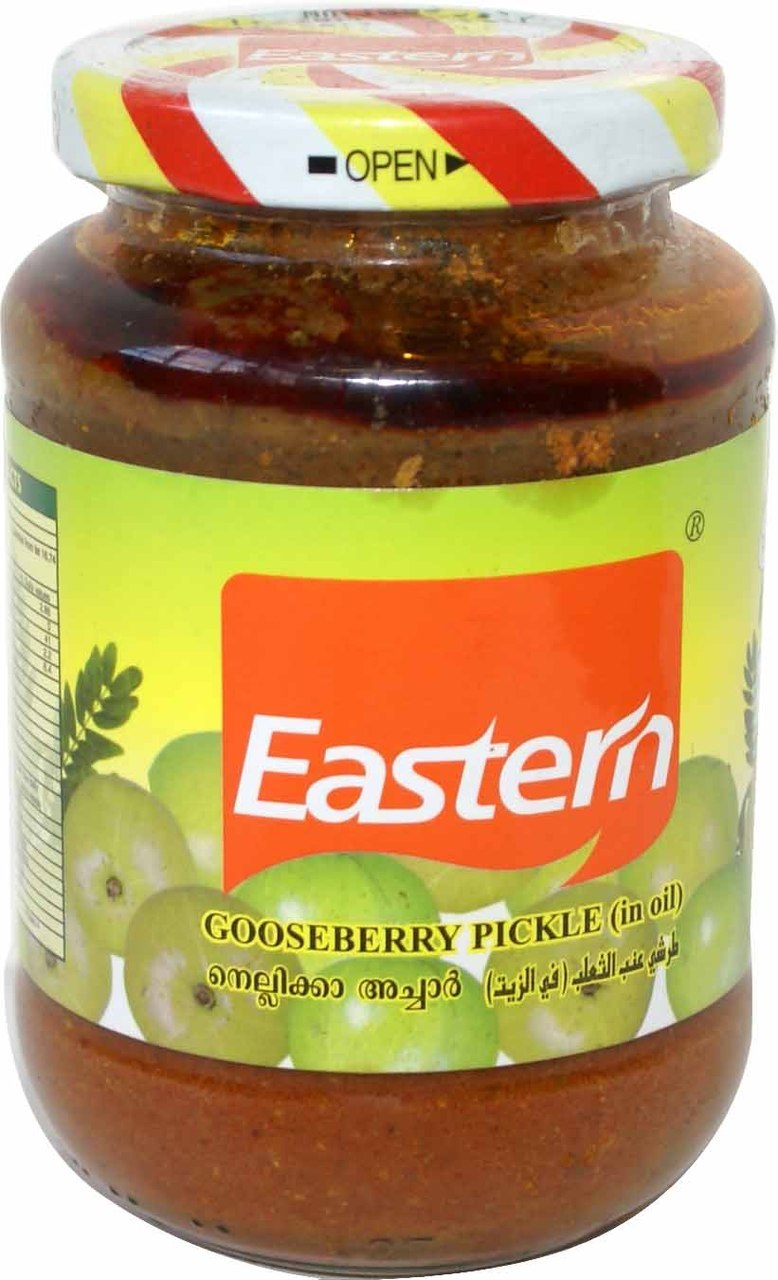 Eastern Gooseberry Pickle