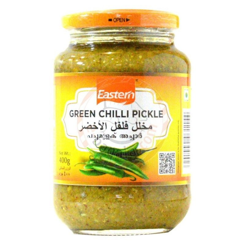 Eastern  Green Chilli  Pickle