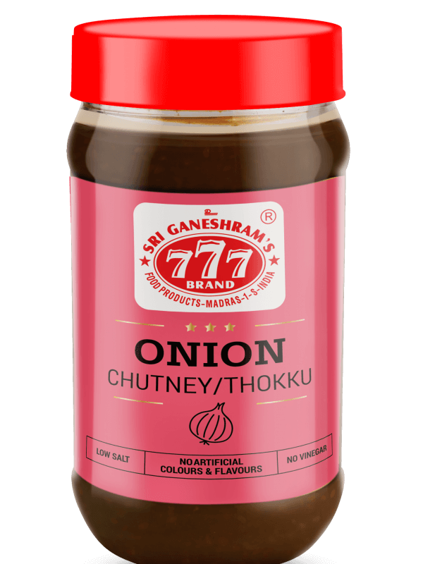 777 Vengayam / Hot Onion Rice