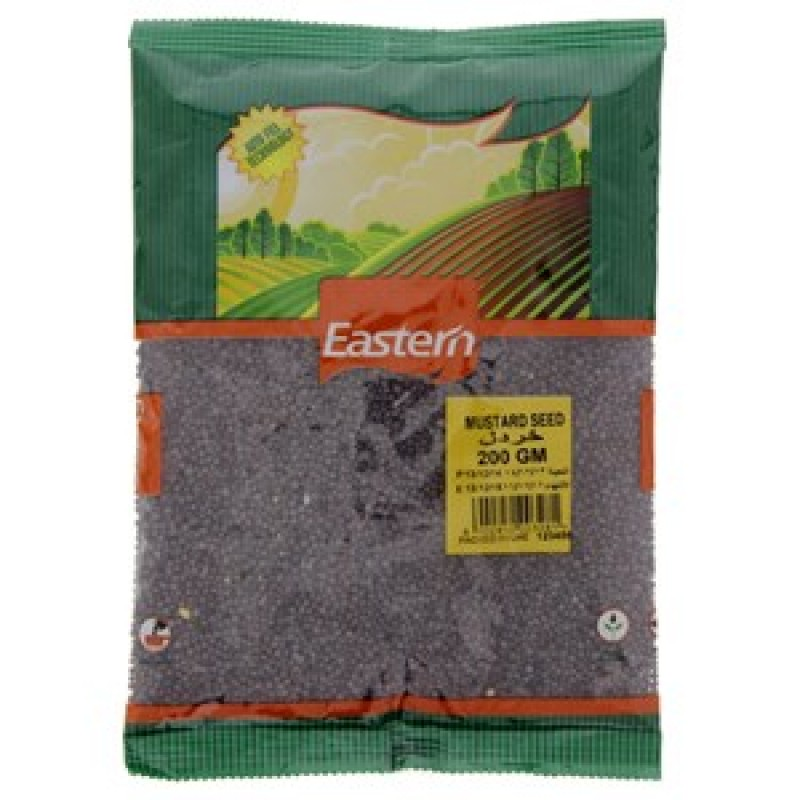 Eastern Mustard Seeds