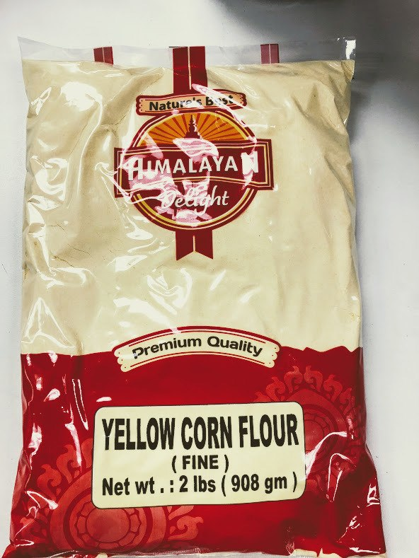 Himalayan Delight Corn Flour Yellow Fine