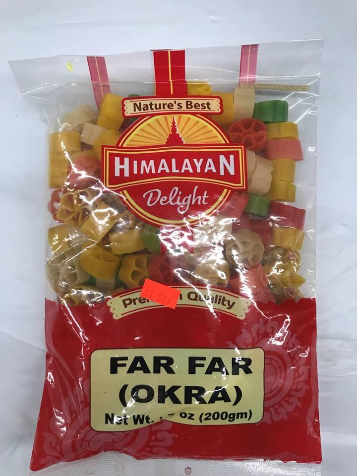 Himalayan Delight Far Far Okra