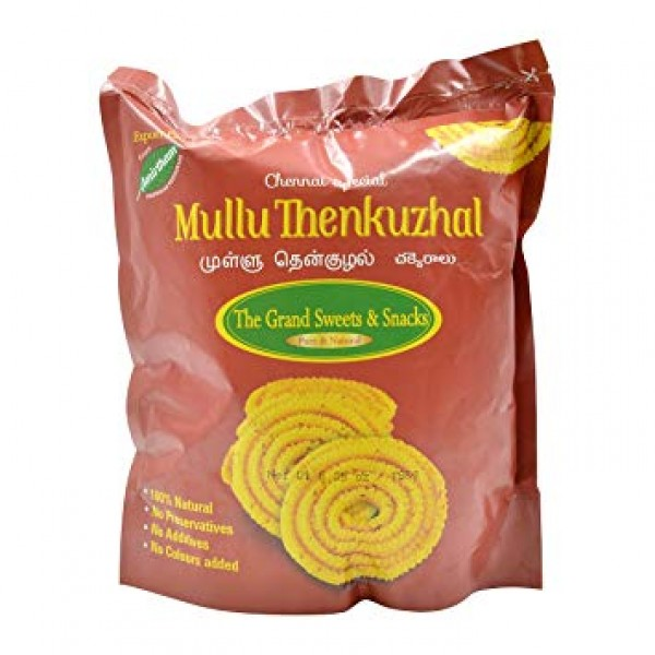 Grand Sweets Snack Mullu Thenkuzhal