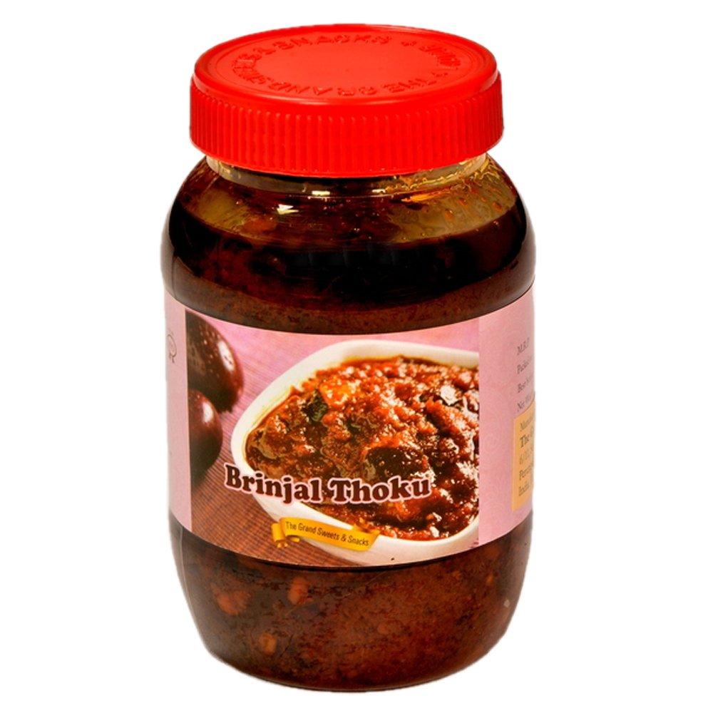 Grand Sweet Brinjal Thokku