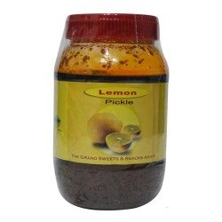 Grand Sweets Lemon Pickle