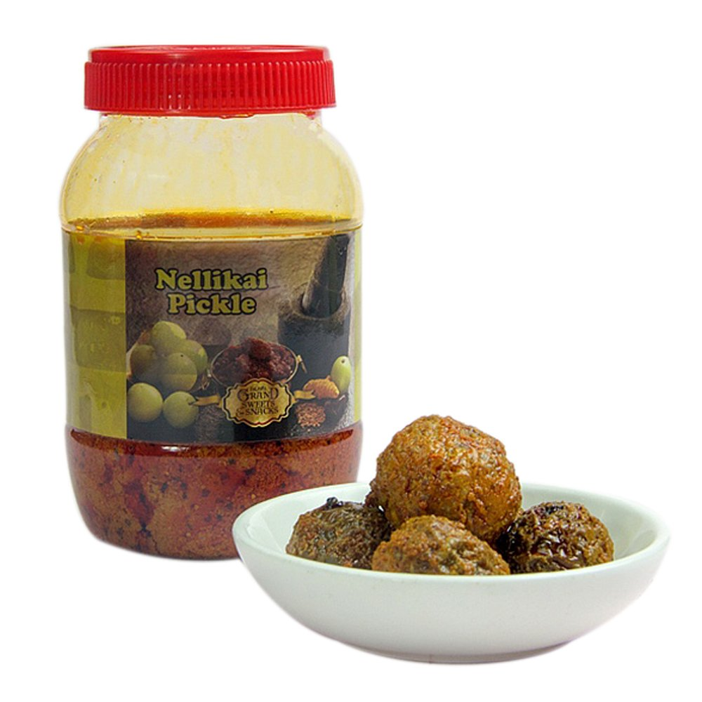 Grand Sweets Nellikkai Pickle