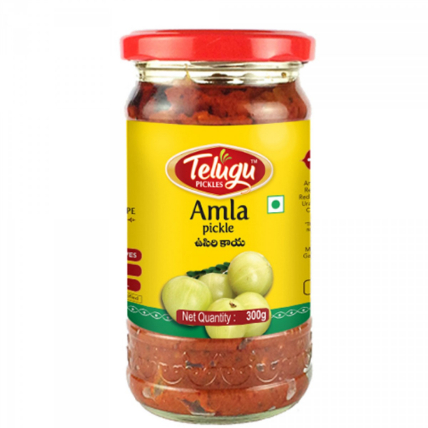 Telugu Pickle Amla Pickle