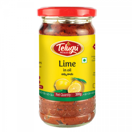 Telugu Pickle Lime Pickle
