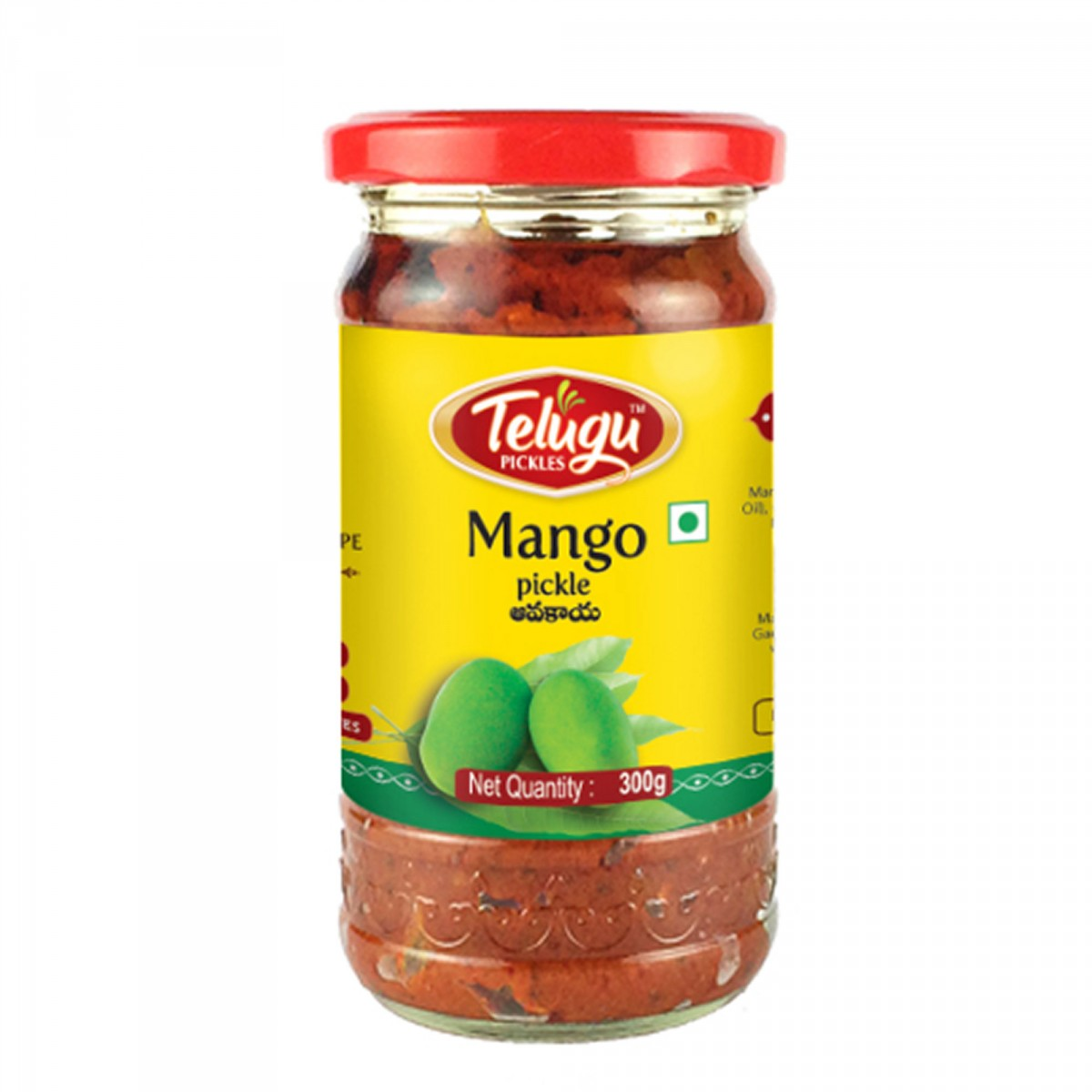 Telugu Pickle Mango Pickle