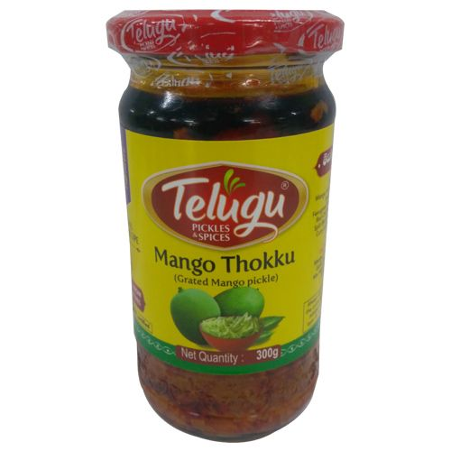 Telugu Mango Thokku Pickle