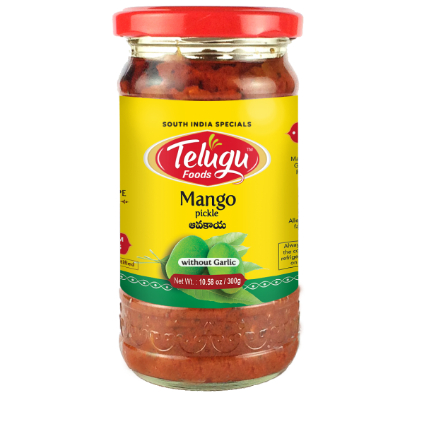Telugu Mango Pickle Without Garlic