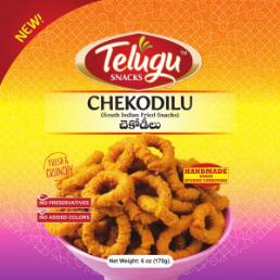 Telugu Snacks Brand Chekodilu