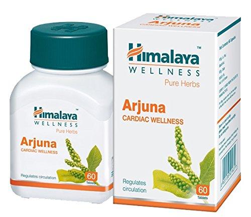Himalaya Tablets Arjuna