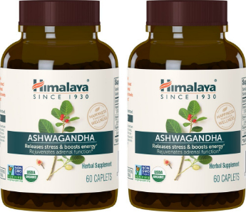 Himalaya Ashwagandha Capsules