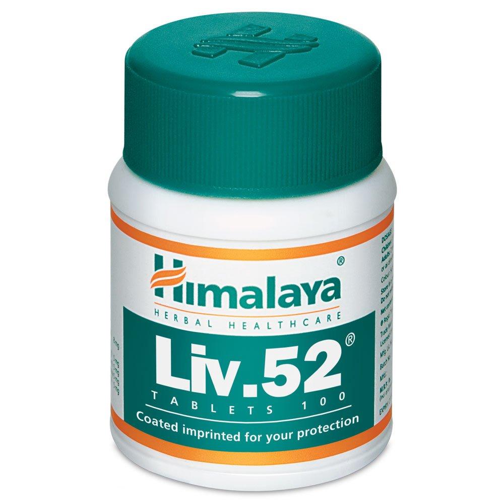 Himalaya Liv-52 Capsules