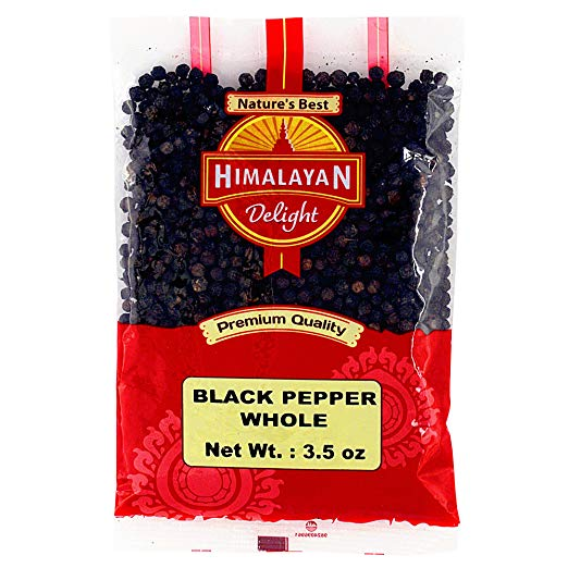 Himalayan Delight Black Pepper Whole