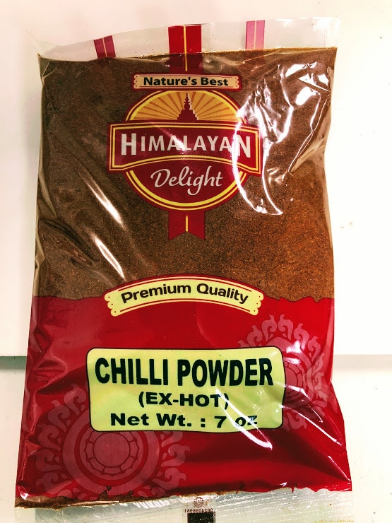 Himalayan Delight Chilli Powder Extra Hot