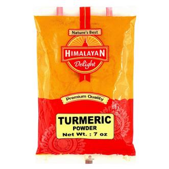 Himalayan Delight Turmeric Powder