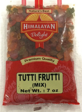 HImalayan Delight Tutti Fruti Mix