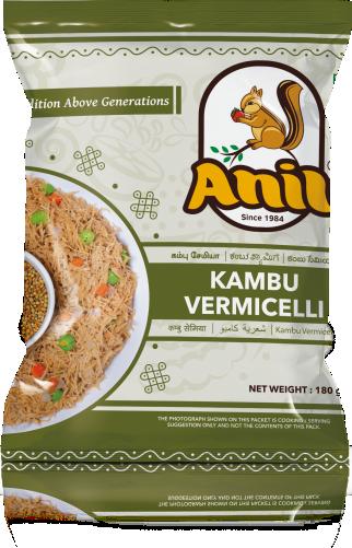 Anil Vermicilli Kambu (Pearl Millet)