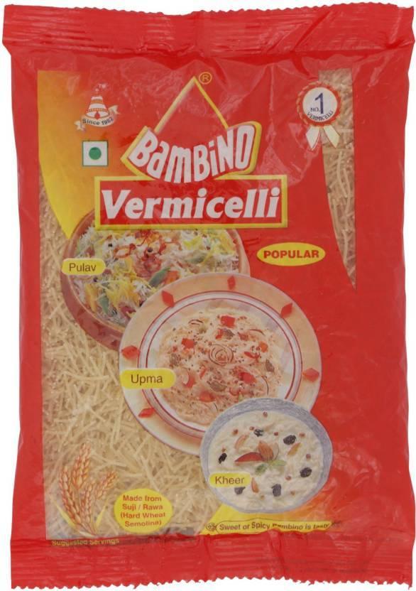 Bambino Vermicilli Plain