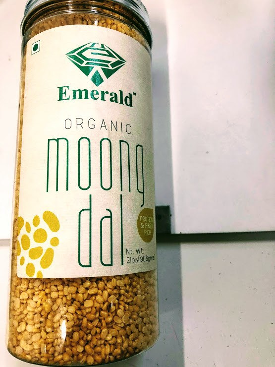 Emerald Moong Daal Yellow