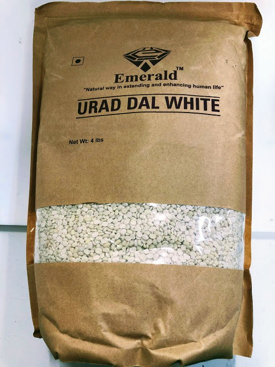Emerald Udad White Daal