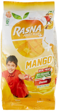 Rasna Fruit Plus Mango
