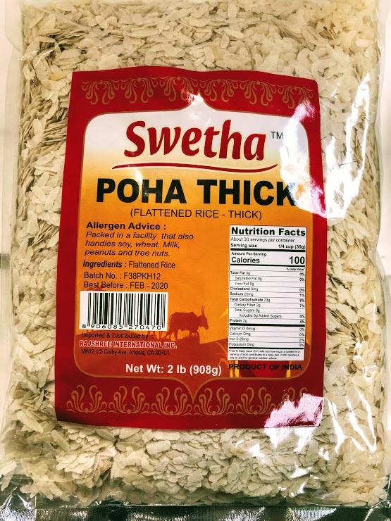 Swetha Poha Thick