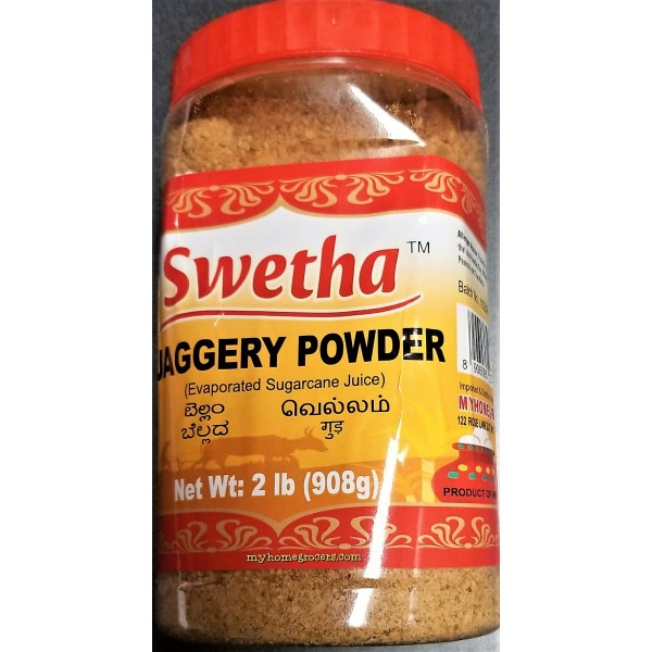 Swetha Jaggery Powder in Pet Jar