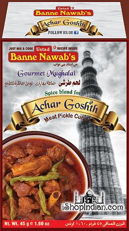 Banne Nawab Achari Ghost