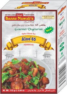Banne Nawab Aloo Masala