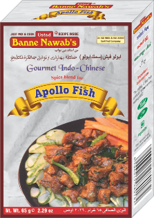 Banne Nawab Apollo Fish
